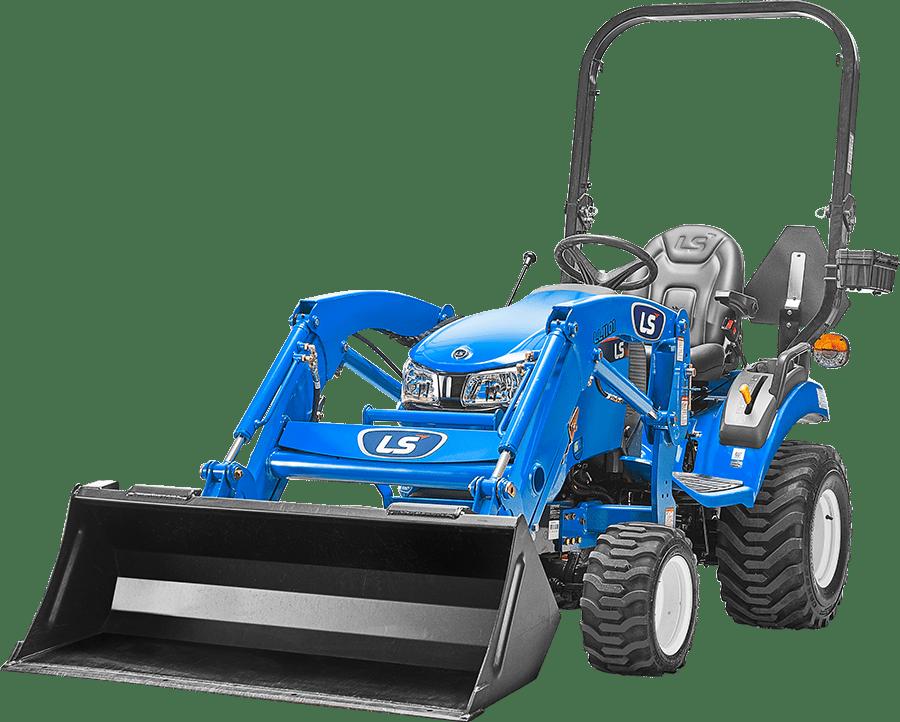 LS Tractors MT125 2