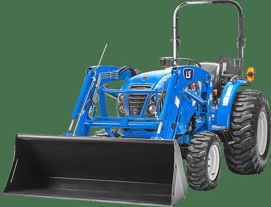 Tracteurs LS MT235E 1