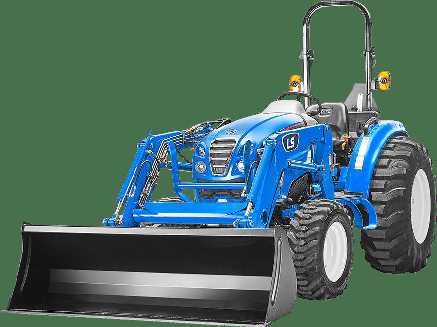 LS Tractors MT350E 1