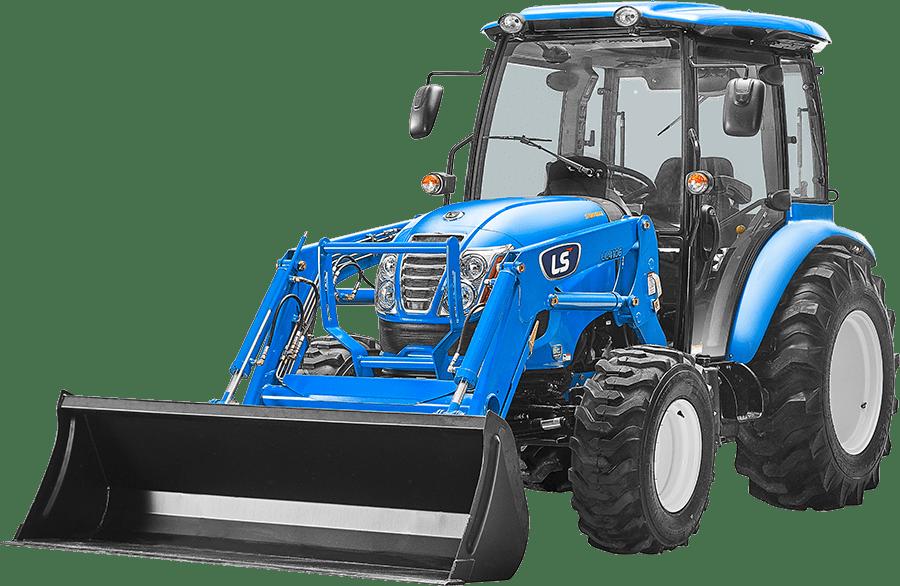 LS Tractors MT357 2