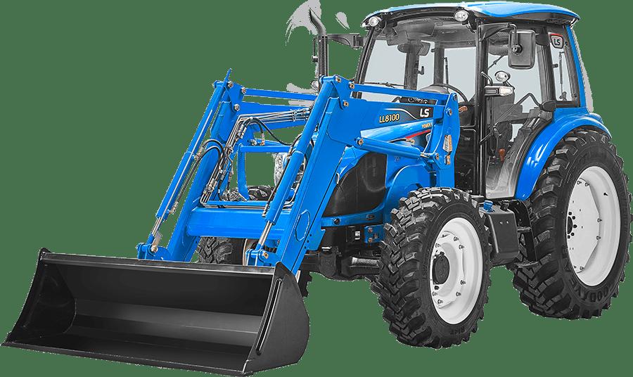 LS Tractors XP8101 2