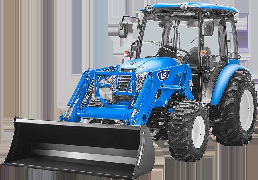 LS Tractors XR4155H