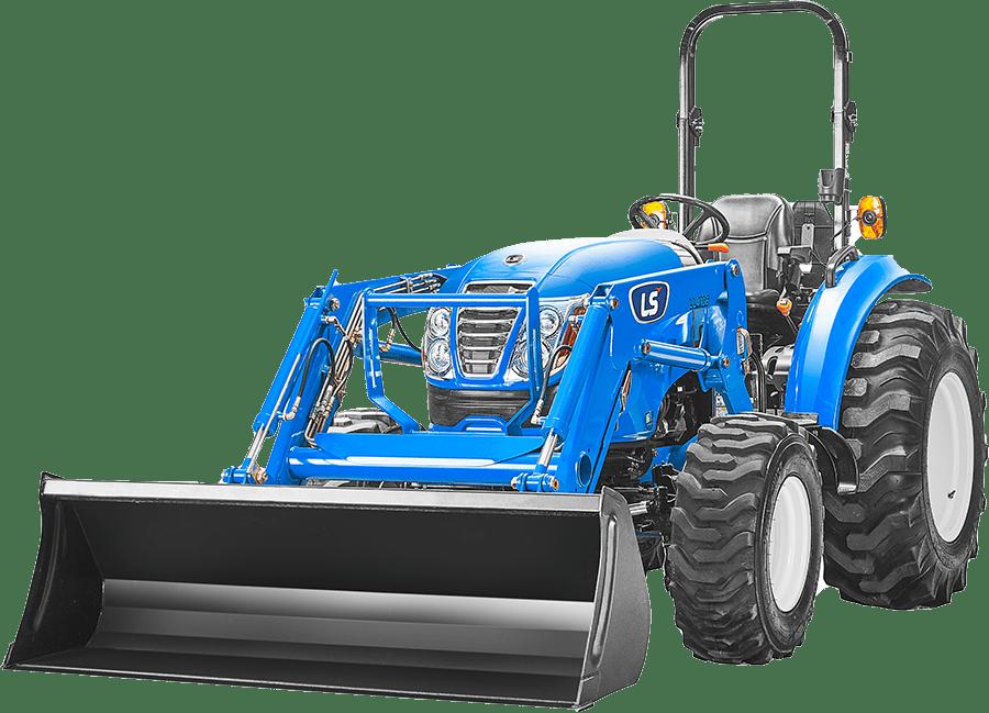 LS Tractors XR4155H 3