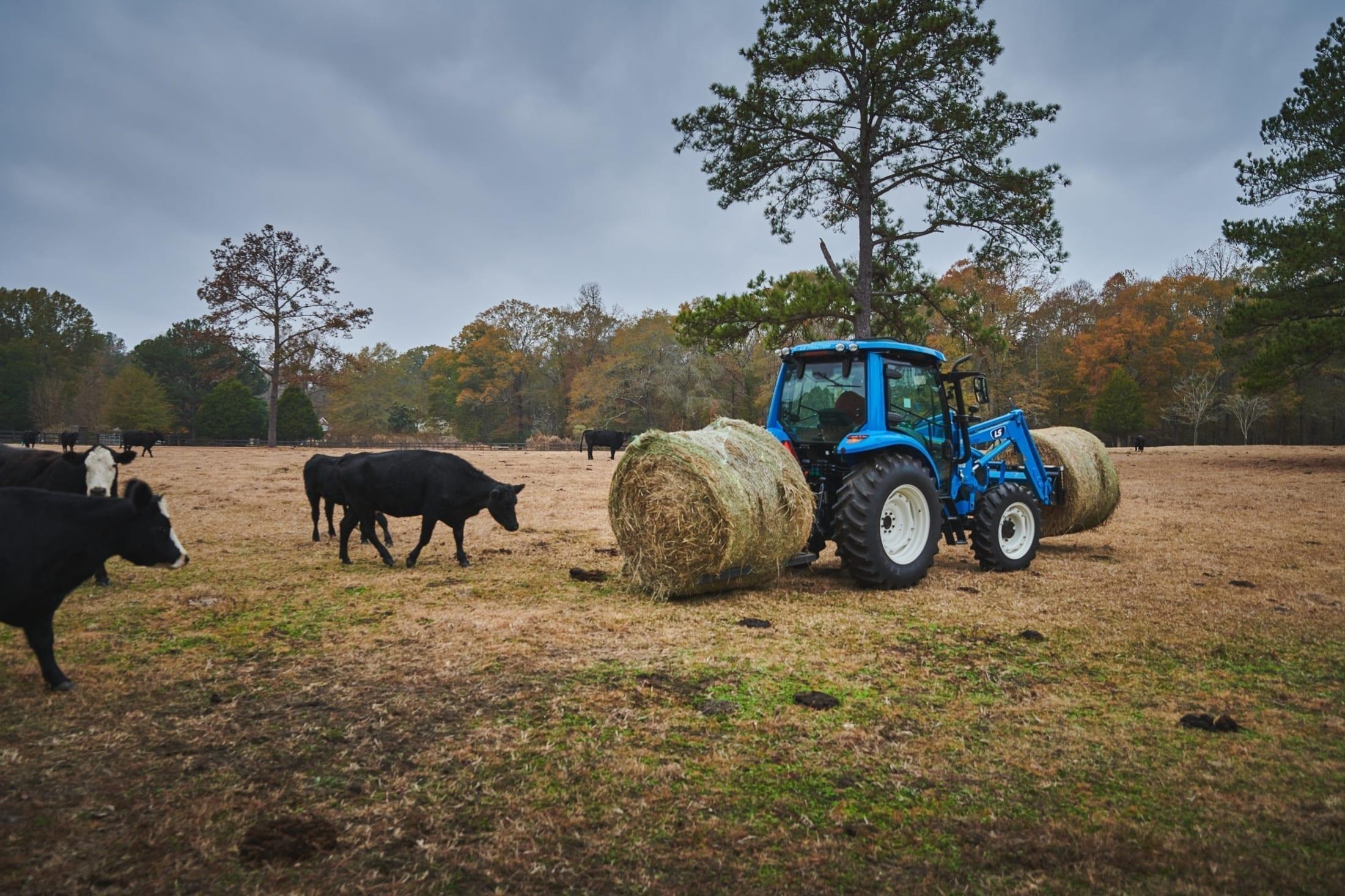 Tractor Lifestyle Photo