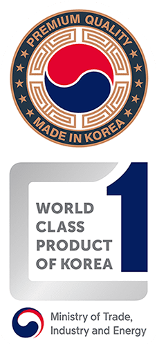 Producto de clase mundial de icono de Corea