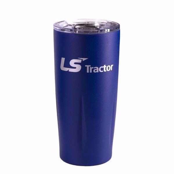 LS Tractor Blue Tumbler