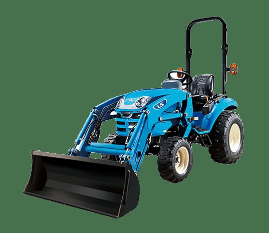 XJ Tractor