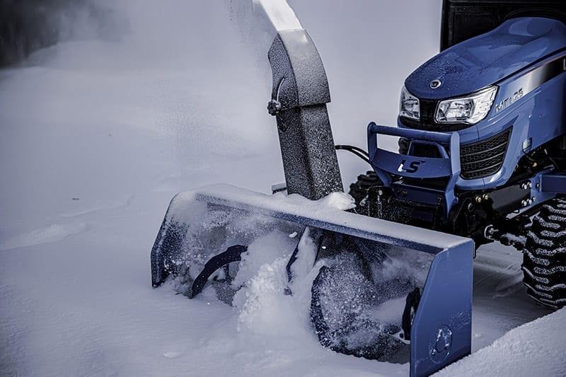 Souffleuse à neige de tracteur de LS